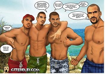 Le-Gang-1018 free sex comic