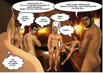 Le-Gang-1023 free sex comic