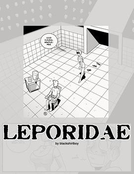 Leporidae hentai comics porn