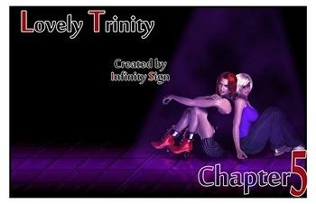 Lovely Trinity 5 hentai comics porn