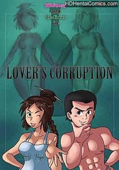 Lover's Corruption porn comic