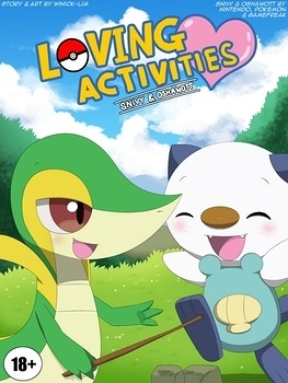 Loving Activities hentai comics porn