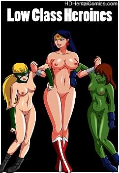Low Class Heroines porn comic