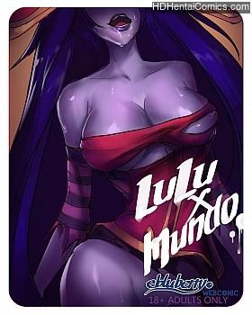Lulu x Mundo porn comic