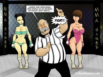Mam 4 Caged 007 top hentais free