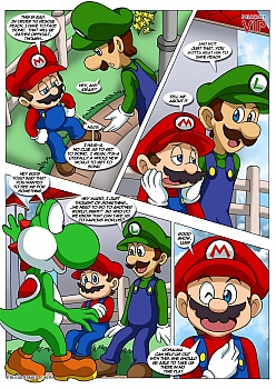 Mario-and-Sonic012 free sex comic