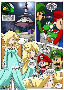 Mario-and-Sonic014 free sex comic