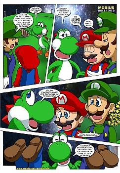 Mario-and-Sonic020 free sex comic