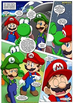 Mario-and-Sonic023 free sex comic