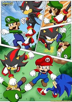 Mario-and-Sonic026 free sex comic