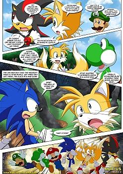 Mario-and-Sonic030 free sex comic