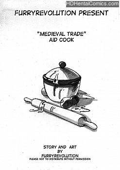 Medieval Trade Aid Cook free porn comic