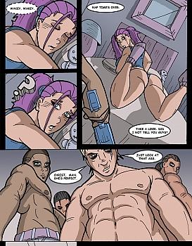 Sex Rape Comics
