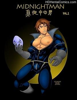 Midnightman 1 porn comic