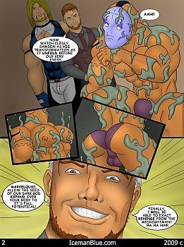 Midnightman-4003 free sex comic
