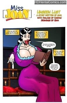 Miss Joan - Unseen Lust 001 top hentais free