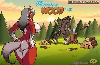 Morning Wood porn comic