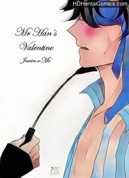 Mr Han's Valentine hentai comics porn
