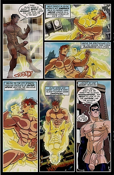 Naked-Justice-Beginnings-2007 free sex comic