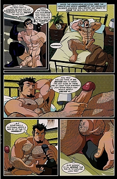 Naked-Justice-Beginnings-2008 free sex comic