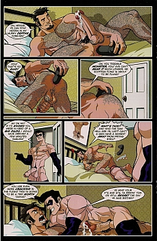 Naked-Justice-Beginnings-2009 free sex comic
