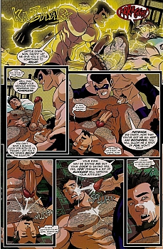 Naked-Justice-Beginnings-2010 free sex comic