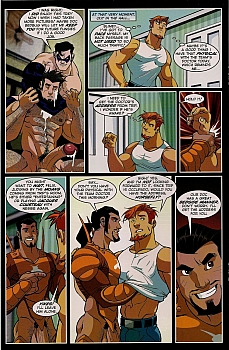 Naked-Justice-Beginnings-2011 free sex comic