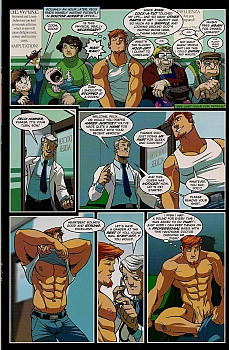 Naked-Justice-Beginnings-2012 free sex comic
