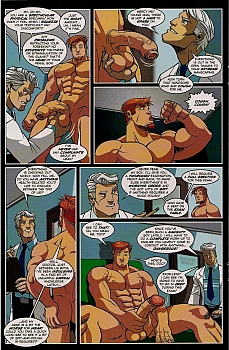 Naked-Justice-Beginnings-2013 free sex comic