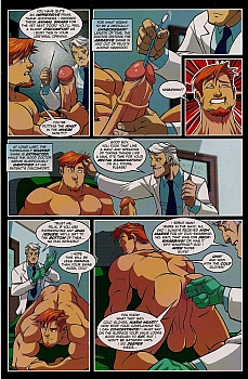 Naked-Justice-Beginnings-2014 free sex comic