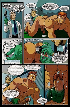 Naked-Justice-Beginnings-2015 free sex comic