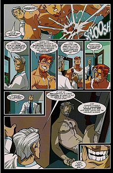 Naked-Justice-Beginnings-2016 free sex comic