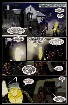 Naked-Justice-Beginnings-2018 free sex comic