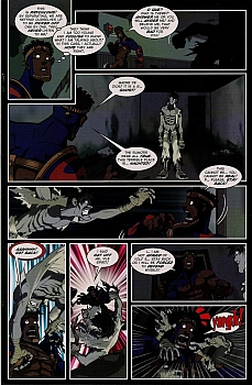 Naked-Justice-Beginnings-2020 free sex comic