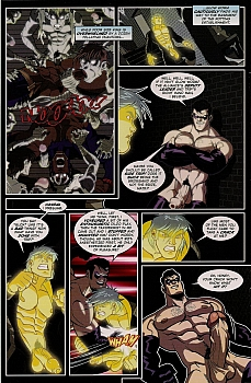 Naked-Justice-Beginnings-2021 free sex comic