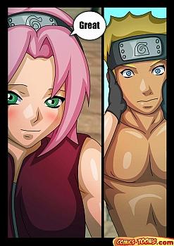 Naruto-and-Sakura013 free sex comic