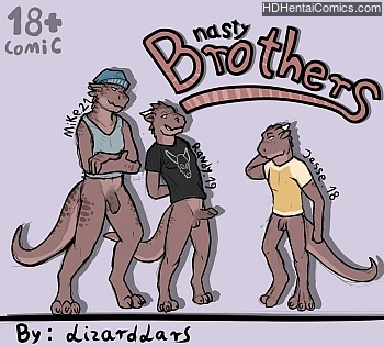 Nasty-Brothers001 free sex comic