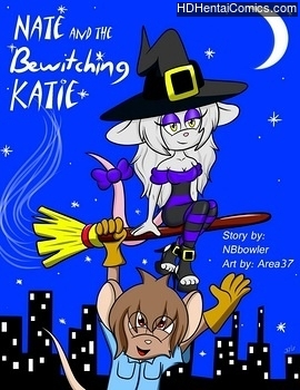 Nate And The Bewitching Katie free porn comic
