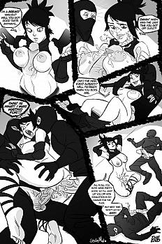 Naughty-Ninja003 free sex comic