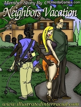 Neighbors Vacation hentai comics porn