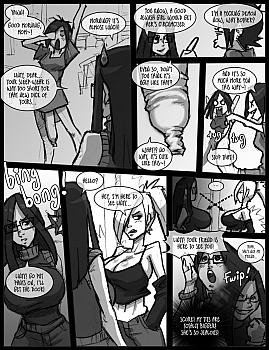 Nephilim-Lamedh-2005 free sex comic