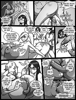 Nephilim-Lamedh-2015 free sex comic