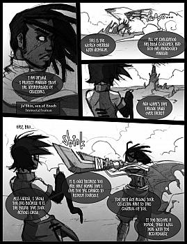 Nephilim-Lamedh-3003 free sex comic