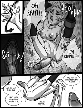 Nephilim-Lamedh-3012 free sex comic
