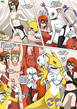 New-Playmates001 free sex comic