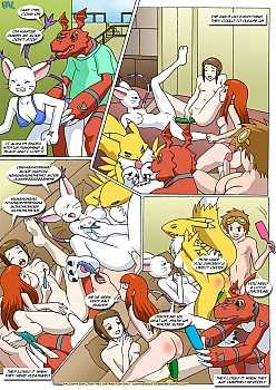 New-Playmates114 free sex comic