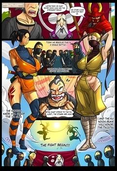 Ninja-Stuff002 hentai porn comics