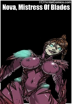 Nova, Mistress Of Blades free porn comic
