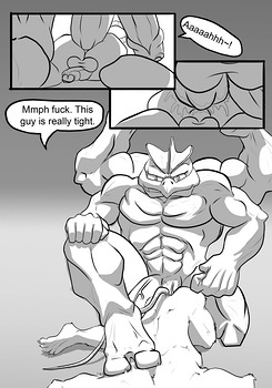 Of-Mice-And-Machoke020 hentai porn comics