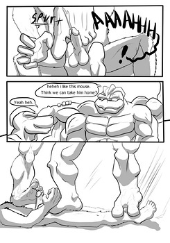 Of-Mice-And-Machoke026 hentai porn comics